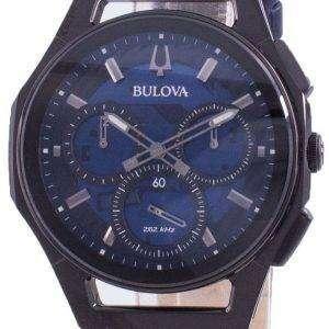 Reloj para hombre Bulova Curv Chronograph Quartz 98A232
