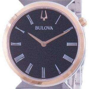 Reloj Bulova Classic Regatta Quartz 98L265 para mujer