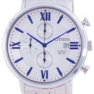 Reloj Citizen Quartz Chronograph AN3610-71A para hombre