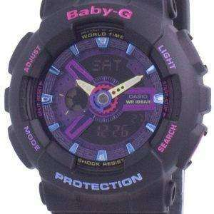 Reloj Casio Baby-G Special Color BA-110TM-1A BA110TM-1A 100M para mujer