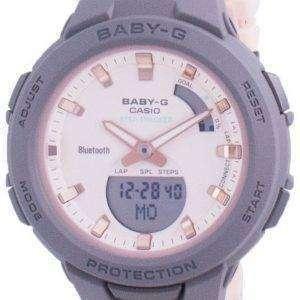 Reloj Casio Baby-G G-Squad analógico digital BSA-B100MC-4A BSAB100MC-4 100M para mujer