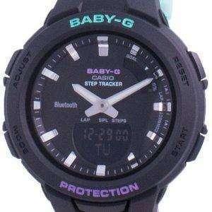 Reloj Casio Baby-G G-Squad BSA-B100MT-1A BSAB100MT-1 100M para mujer