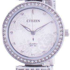 Reloj para mujer Citizen Diamond Accents Quartz ER0211-52A