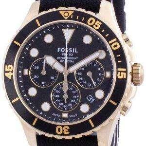 Fossil FB-03 Chronograph Quartz FS5729 100M Reloj para hombre