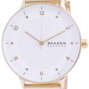Reloj Skagen Riis Silver Dial Quartz SKW2914 para mujer