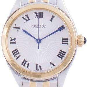 Reloj Seiko Discover More Quartz SUR330 SUR330P1 SUR330P para mujer