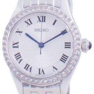 Reloj Seiko Discover More Diamond Accents Quartz SUR333 SUR333P1 SUR333P para mujer