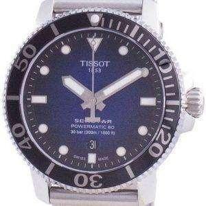 Tissot Seastar 1000 Powermatic 80 Automatic Diver&#39,s T120.407.11.041.02 T1204071104102 300M Reloj para hombre