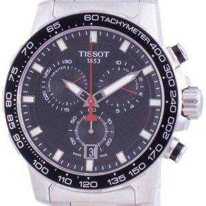 Reloj Tissot Supersport Chrono Quartz T125.617.11.051.00 T1256171105100 100M para hombre