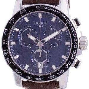 Tissot Supersport Chronograph Quartz T125.617.16.041.00 T1256171604100 100M Reloj para hombre