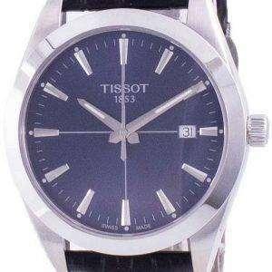Reloj Tissot Gentleman Quartz T127.410.16.041.01 T1274101604101 100M para hombre