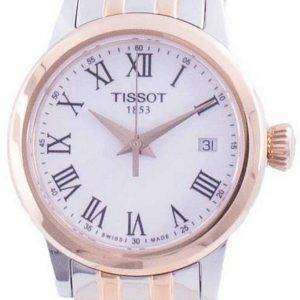 Reloj Tissot Classic Dream Lady Quartz T129.210.22.013.00 T1292102201300 para mujer