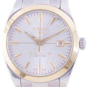 Reloj Tissot Gentleman Powermatic 80 Silicium Automatic T927.407.41.031.01 T9274074103101 para hombre