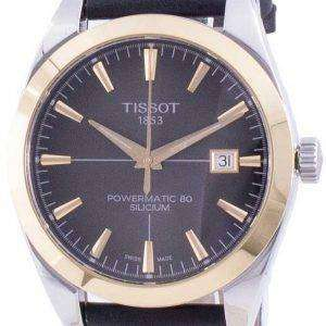 Tissot Gentleman Powermatic 80 Silicium Automatic T927.407.46.061.01 T9274074606101 Reloj para hombre