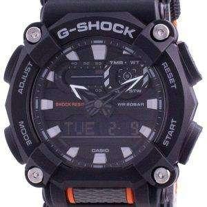 Reloj para hombre Casio G-Shock estándar analógico digital de cuarzo deportivo GA-900C-1A4 GA900C-1A4 200M