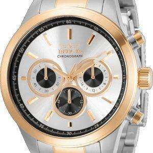 Invicta Specialty Chronograph Silver Dial Quartz 30983 100M Herreur