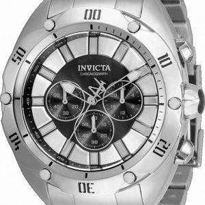 Invicta Venom Chronograph Black Dial Quartz 33750 100M Herreur