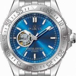 Invicta Pro Diver Limited Edition Open Heart Dial Quartz 34260 100M Herreur