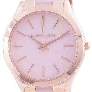 Reloj Michael Kors Slim Runway Quartz MK4467 para mujer