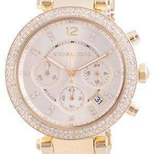 Michael Kors Parker Diamond Accent Quartz MK6831 Reloj para mujer