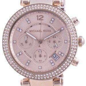 Michael Kors Parker Diamond Accents Quartz MK6832 Reloj para mujer