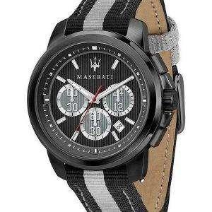 Maserati Royale Chronograph Quartz R8871637002 Dameur