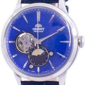 Orient Sun &amp, Moon Phase Open Heart Dial Automatic RA-AS0103A10B Herreur