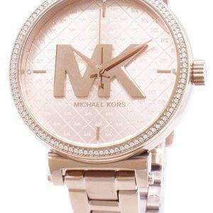 Reloj Michael Kors Sofie Diamond Accents Quartz MK4335 reacondicionado para mujer