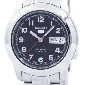 Reloj Seiko 5 automático SNKK35 SNKK35J1 SNKK35J reacondicionado para hombre
