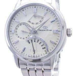 Reloj reacondicionado Orient Star Retrograde Power Reserve DE00002W 100M para hombre