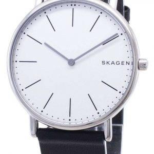 Reloj Skagen Signatur Slim Titanium Quartz SKW6419 reacondicionado para hombre