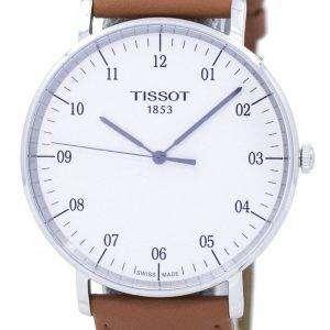 Tissot T-Classic reacondicionado Every Time Quartz T109.610.16.037.00 T1096101603700 Reloj para hombre