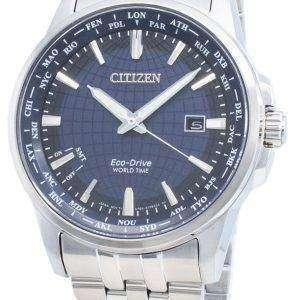Citizen Eco-Drive BX1001-89L Weltzeit Herrenuhr