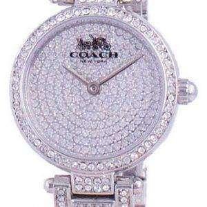 Coach Park Quarz Diamant Akzente 14503430 Damenuhr