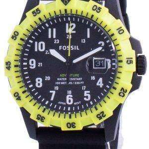 Fossil FB Adventure Kompass Quarz FS5732 100M Herrenuhr