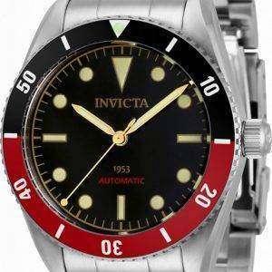 Invicta Vintage Pro Diver Automatische Taucher 34334 200M Herrenuhr