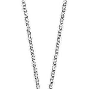 Morellato Perfetta Rhodinierte Sterling Silber SALX06 Damen Halskette