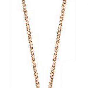 Morellato Perfetta Rose Gold Tone Sterling Silber SALX11 Damen Halskette