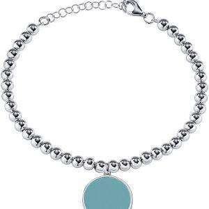 Morellato Perfetta Sterling Silber Rhodiniertes SALX14 Damenarmband