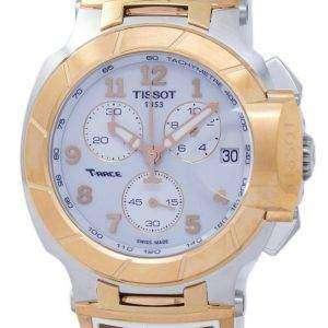 Tissot T- Sport T-Race Chronograph Quarz T048.417.27.012.00 T0484172701200 Unisex-Uhr