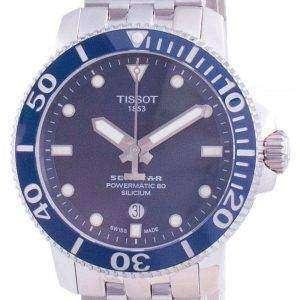 Tissot Seastar 1000 Powermatic Automatic Diver T120.407.11.041.01 T1204071104101 300M Herrenuhr