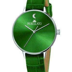 Morellato Ninfa Quarz mit grünem Zifferblatt R0151141526 Damenuhr