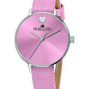 Morellato Ninfa Pink Dial Quartz R0151141527 Reloj para mujer