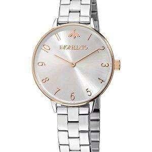 Morellato Ninfa Silver Dial Quartz R0153141504 Reloj para mujer