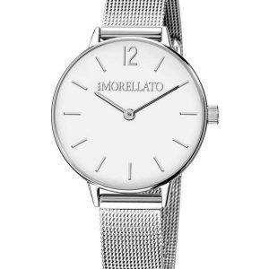 Morellato Ninfa White Dial Quartz R0153141525 Reloj para mujer