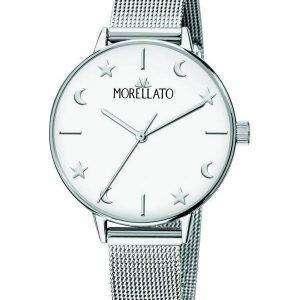 Morellato Ninfa White Dial Quartz R0153141533 Reloj para mujer