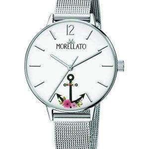 Morellato Ninfa White Dial Quartz R0153141537 Reloj para mujer