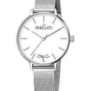 Morellato Ninfa White Dial Quartz R0153141544 Reloj para mujer