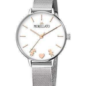 Morellato Ninfa White Dial Quartz R0153141546 Reloj para mujer