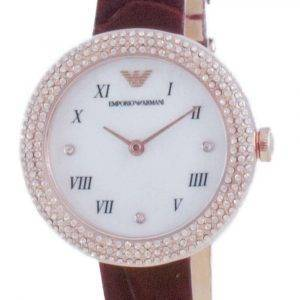 Reloj Emporio Armani Diamond Accents Quartz AR11357 para mujer
